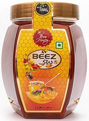 beez kashmir honey