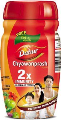 dabur-chyawanprash 2x immunity