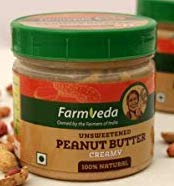 farmveda healthy creamy peanut butter