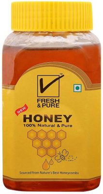 fresh & pure honey