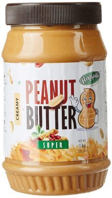 happilo super crunchy peanut butter