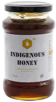 indigenous honey