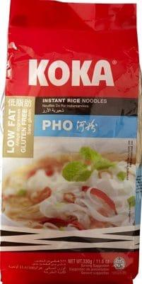 koka instant rice noodles