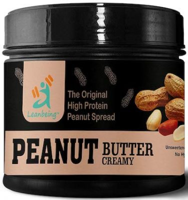 leanbeing peanut butter creamy