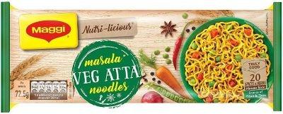 maggi nutrilicious veg atta noodles