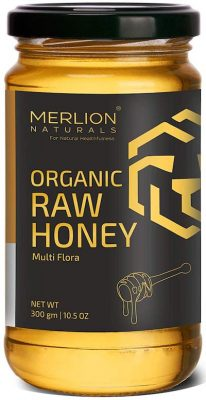 merlion naturals organic raw honey