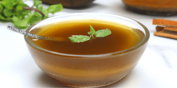 mint honey giloy kadha