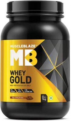 muscleblaze gold whey protein rich milk chocolate