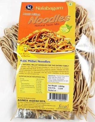 nalabagam multi millet noodles