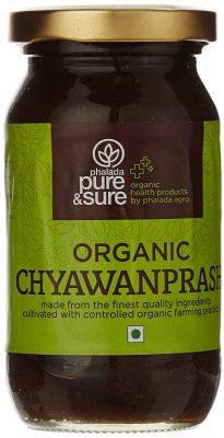 pure and sure organic chyawanprash
