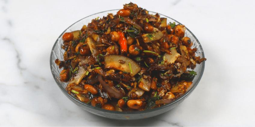 spicy maharashtrian chuntey