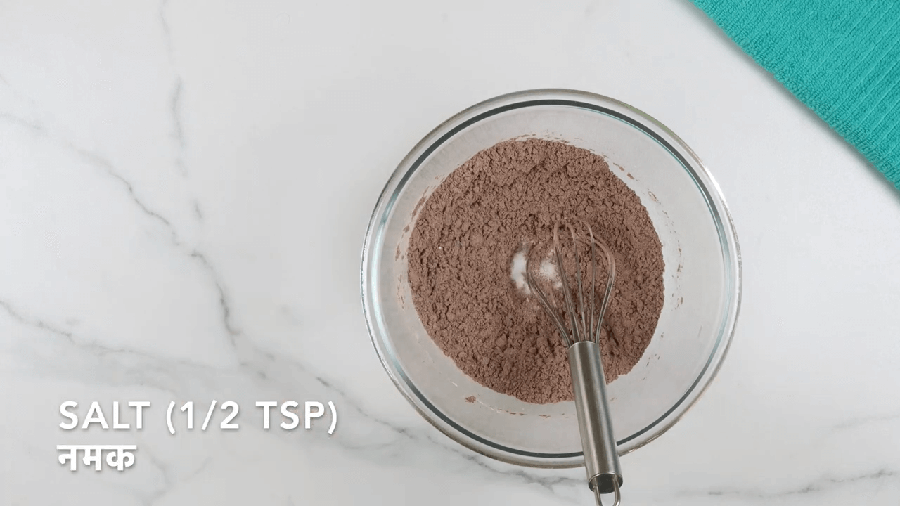 Eggless Chocolate Pudding step-2