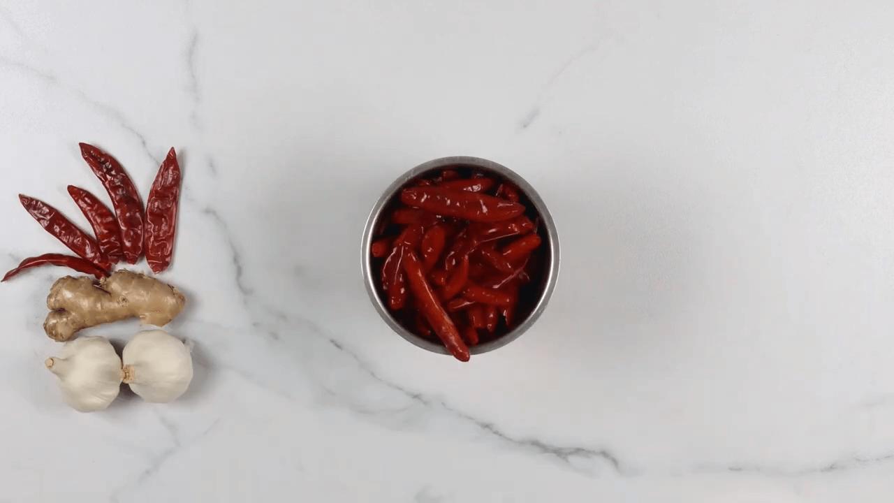Schezwan Sauce step-2