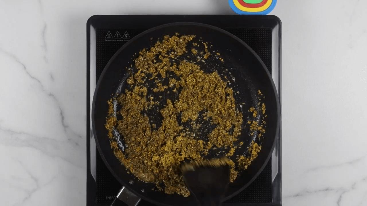 Garlic Pickle step-3
