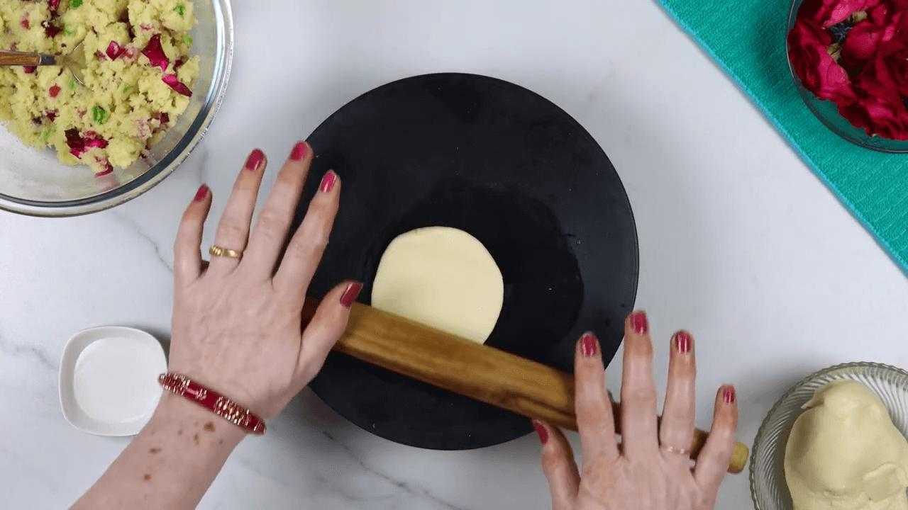 Mawa Ghughra step-5