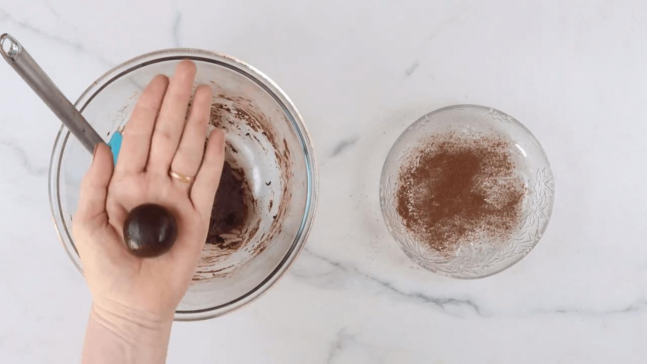 Dark Chocolate Truffles step-5