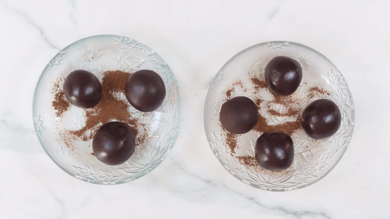 Dark Chocolate Truffles step-6