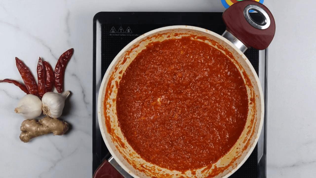 Schezwan Sauce step-6