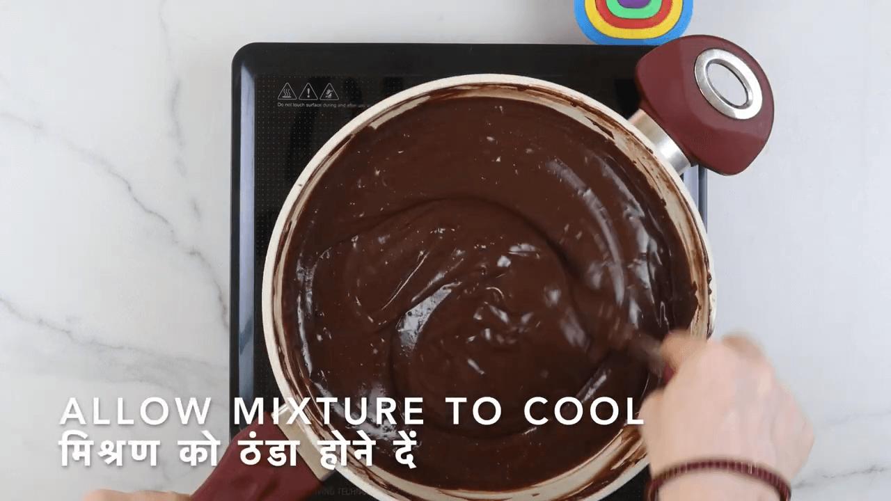 Eggless Chocolate Pudding step-8