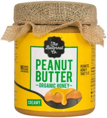 the butternut co peanut butter organic honey