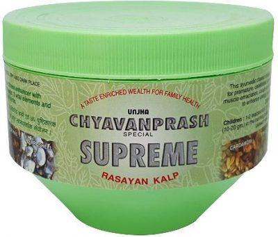 unjha special supreme rasayan kalp chyawanprash