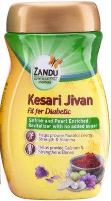 zandu kesari jeevan fir for diabetics