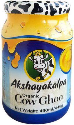 akshayakalpa organic ghee
