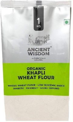 ancient wisdom organic khapli wheat flour