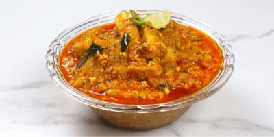 arbi masala curry