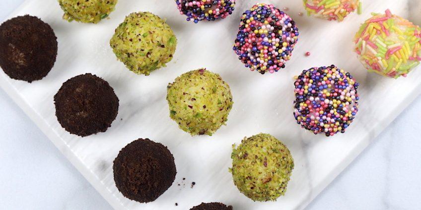 rakhsa bandhan chocolate truffles