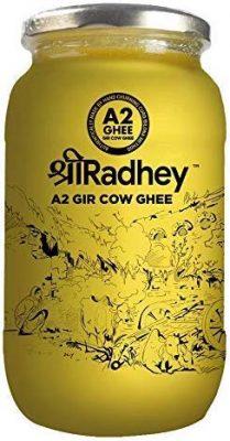 shree radhey gir cow ghee