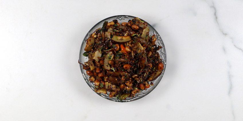 spicy maharashtrian chutney