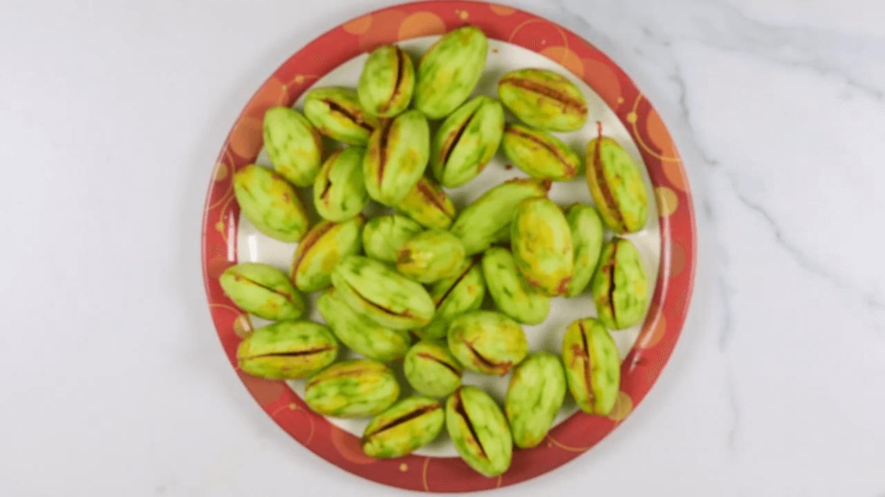 Dry Stuffed Parwal Recipe step-3
