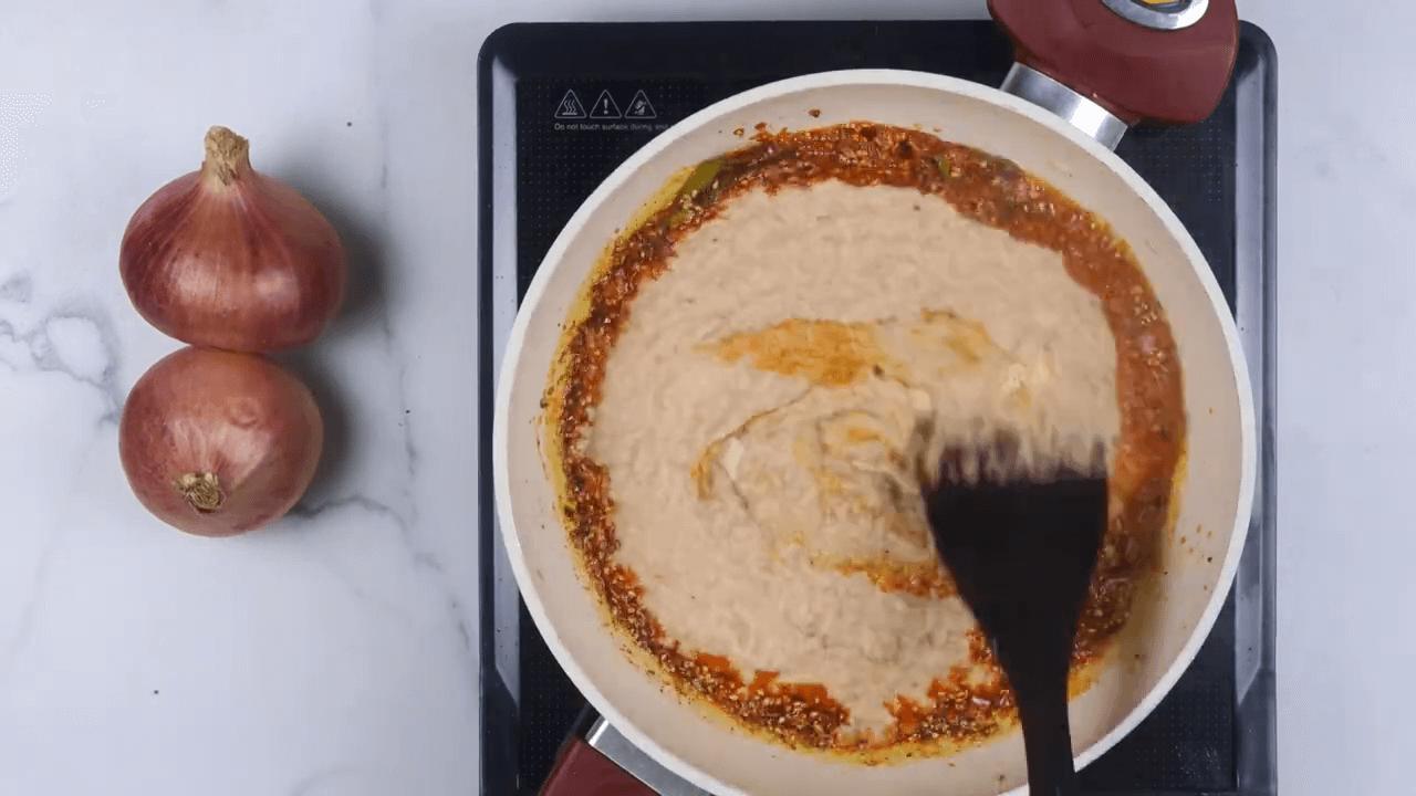 Tamarind Onion Chutney step-8