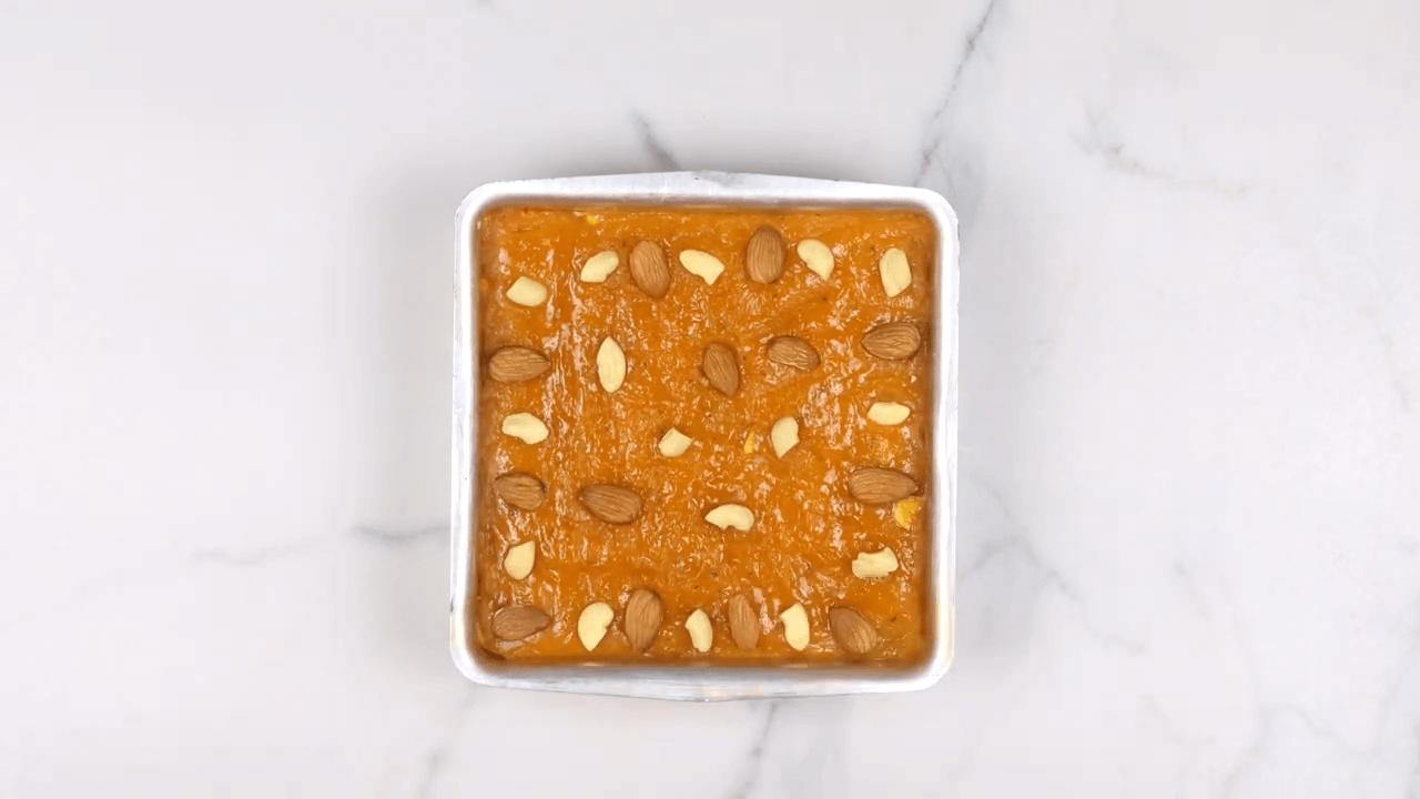 Mango Custard step-8