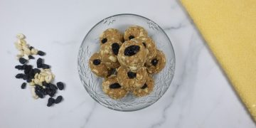 Healthy Oats Diet Balls