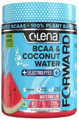 Olena FORWARD - Vegan BCAA & Coconut Water (Watermelon)