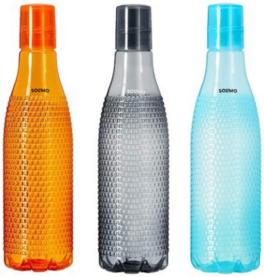 amazon brand solimo plastic bottle
