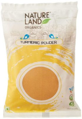 natureland organics turmeric powder