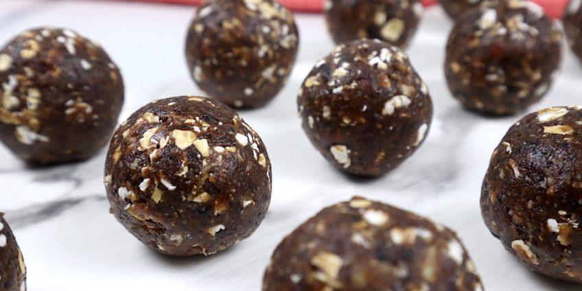 oats energy balls