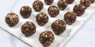 oats raisins energy balls