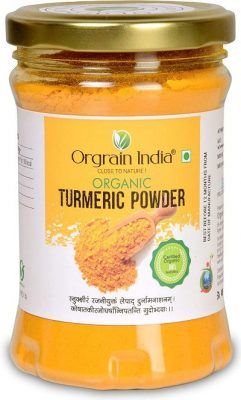 orgrain india turmeric powder