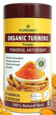 pureway organic turmeric powder