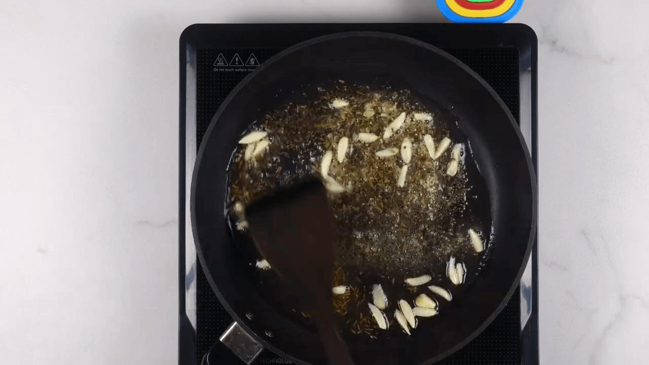 Aloo Beans Sabji step-2