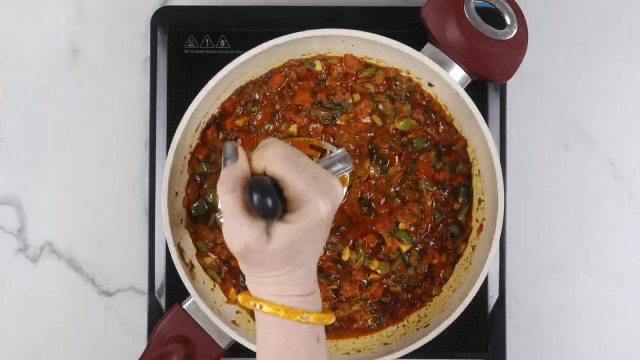 Cheese Corn Curry step-6