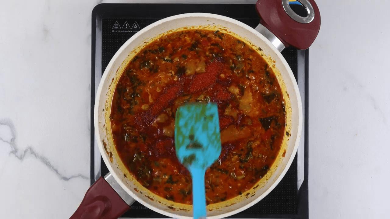 Cheese Corn Curry step-7