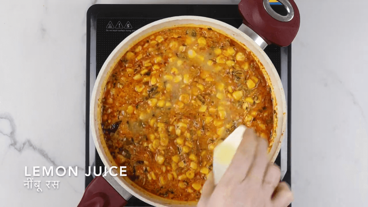Cheese Corn Curry step-8