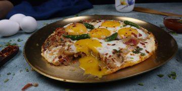 Egg Afghani