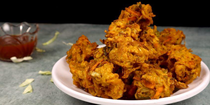 maggi bhajiya