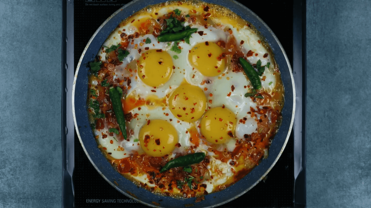 Afghani Omelette step-5